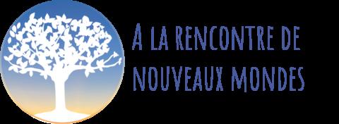 logo : A la rencontre de nouveaux monde